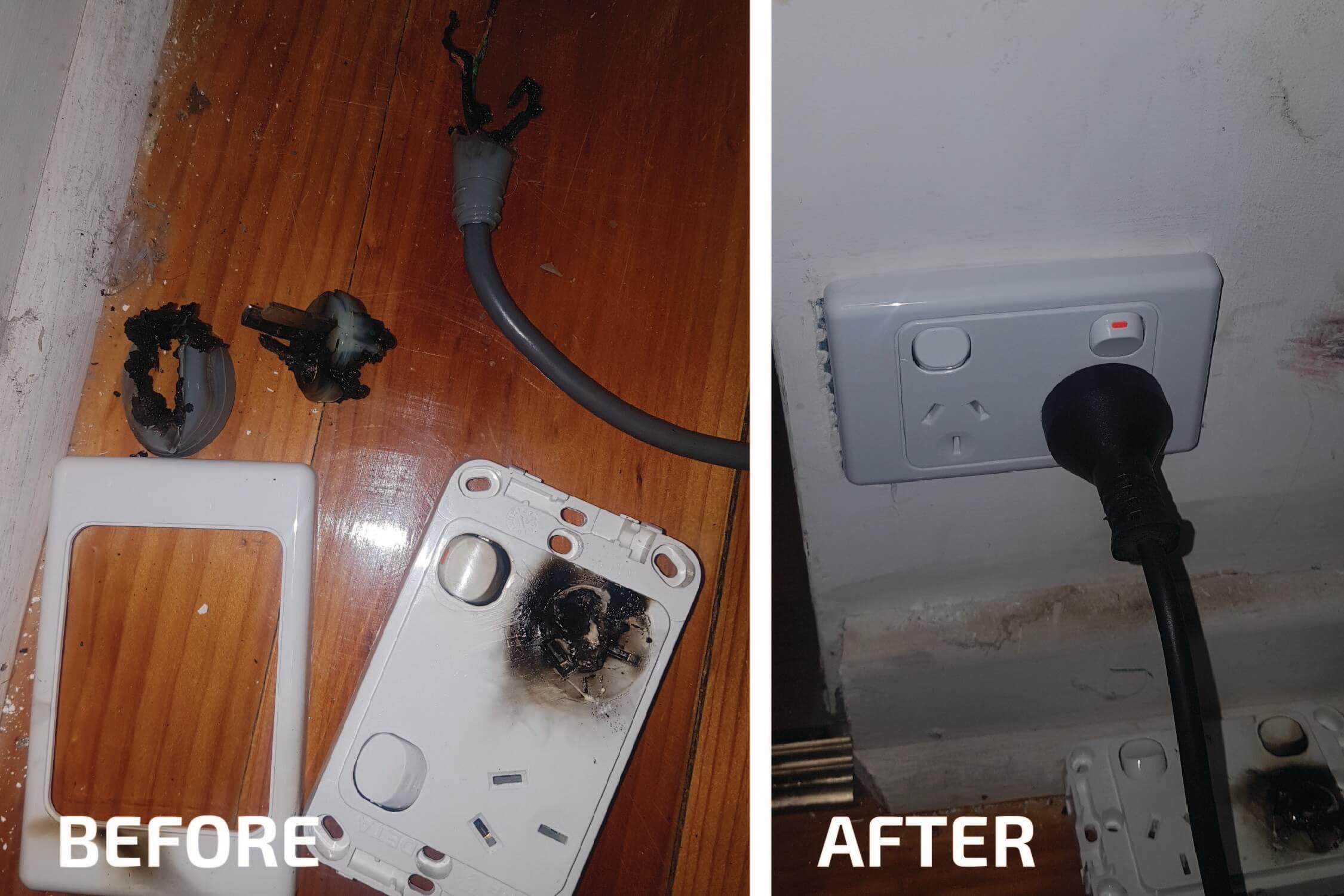 Preventable electrical failures