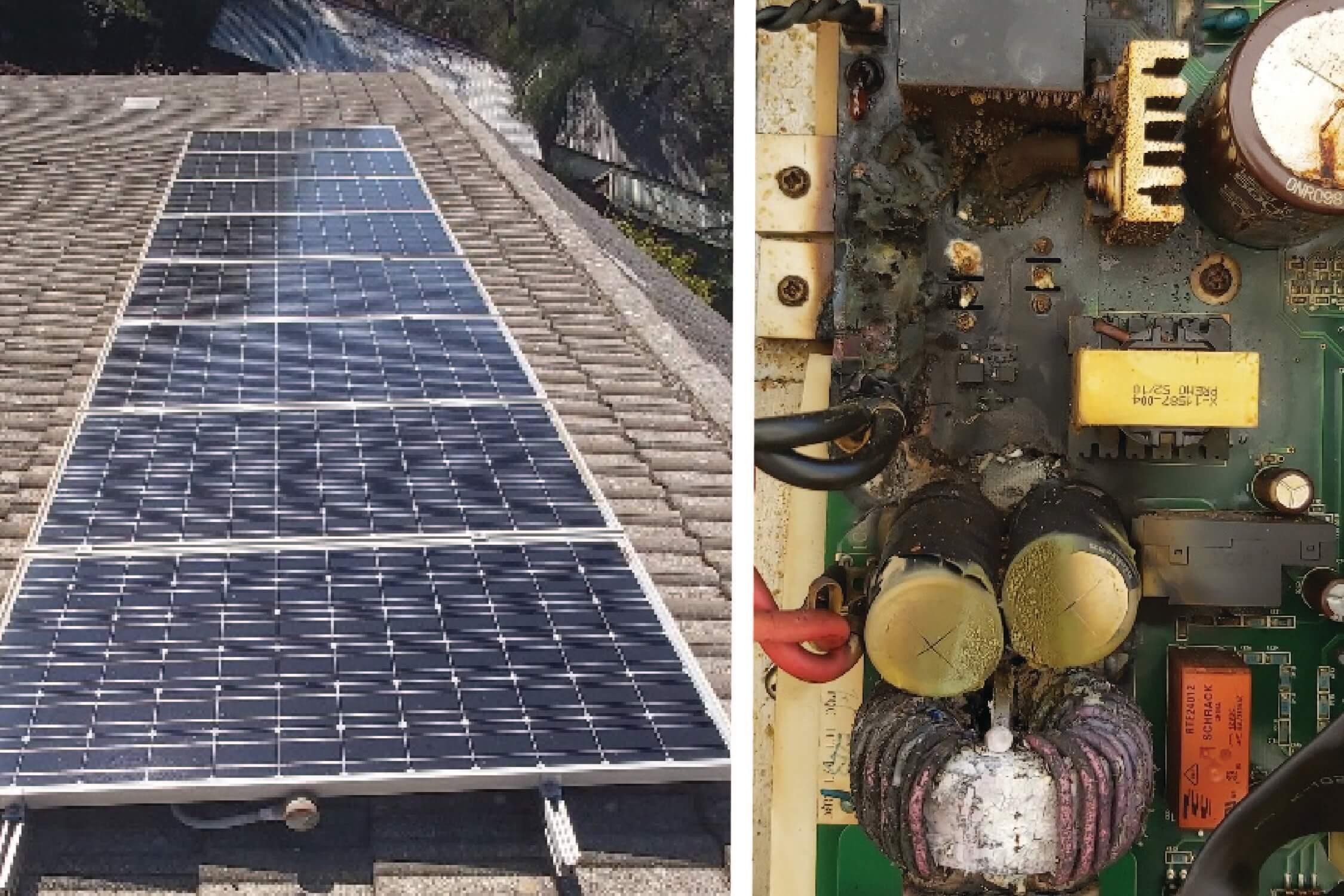 Classic Solar Burnout