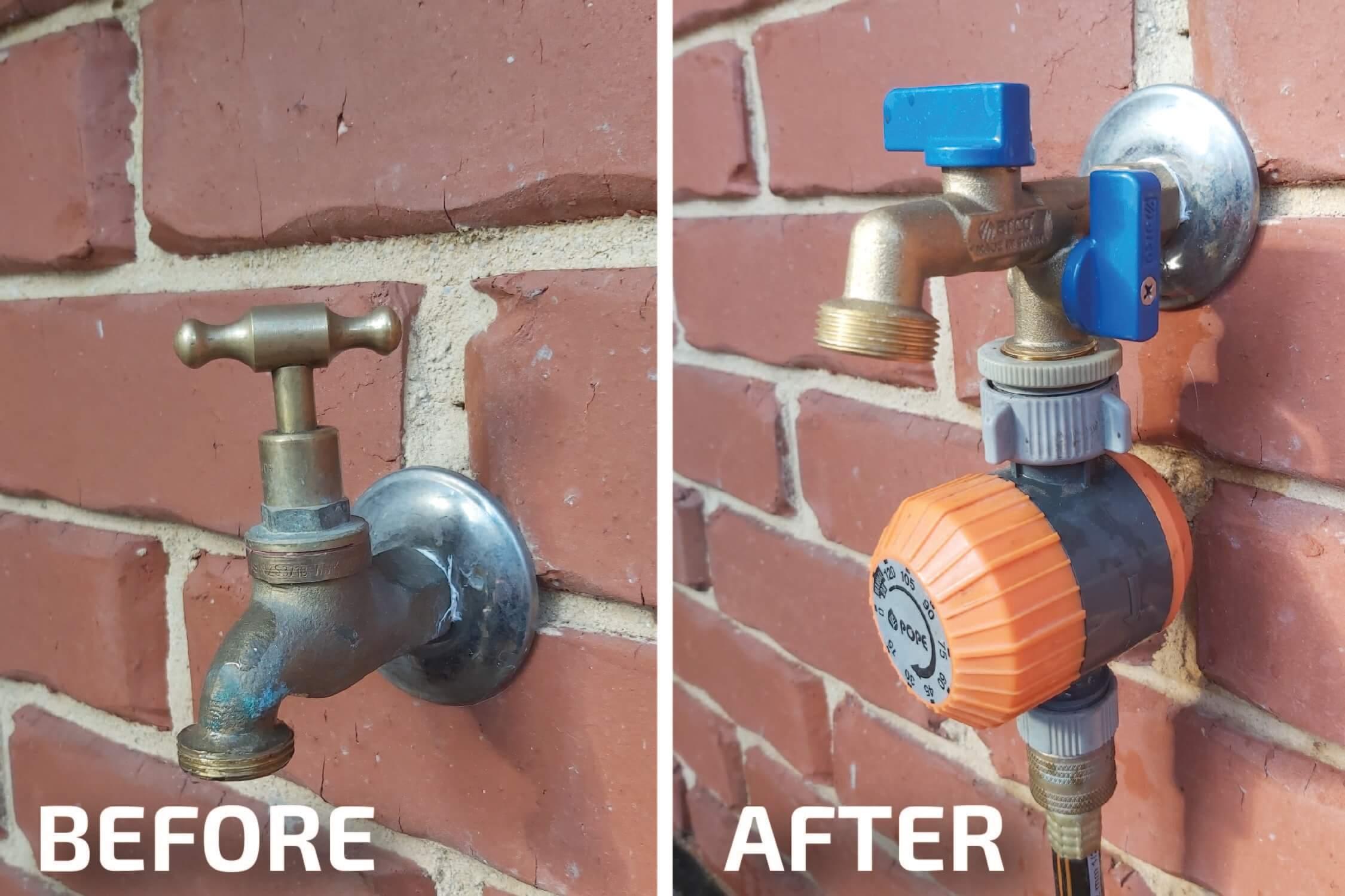 Arthritis-friendly taps
