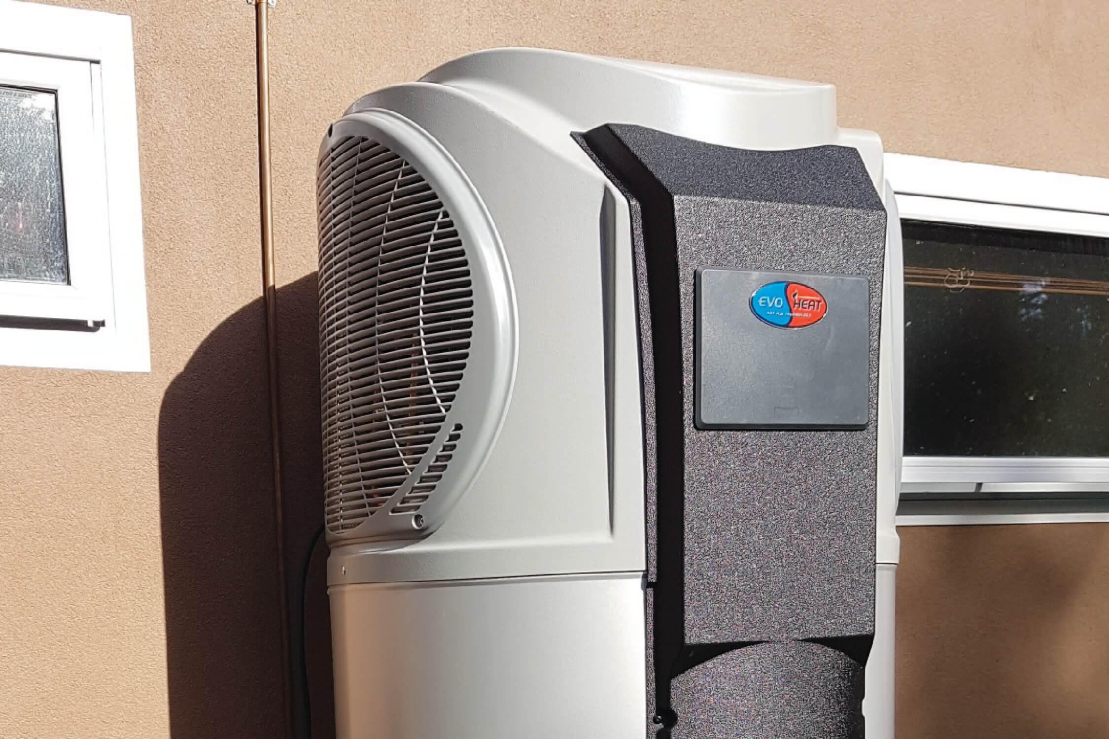 Heat pump a change for good