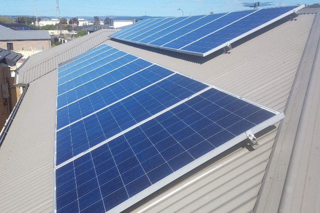 Prepare solar for summer