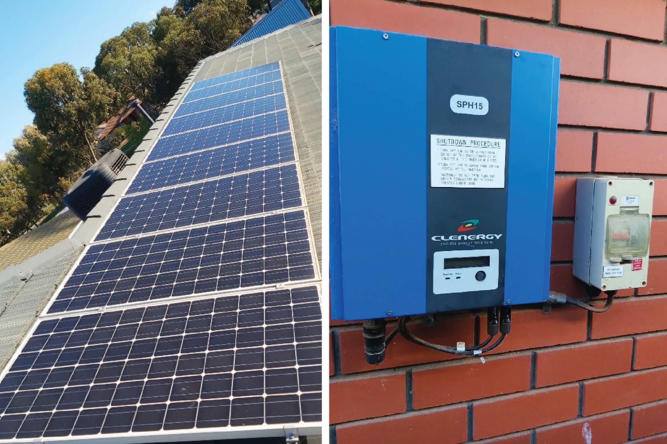 High Feed-in Tariff Solar Repairs
